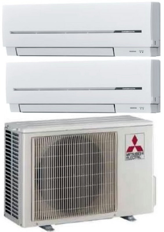 Фото Мульти-сплит система MITSUBISHI ELECTRIC MSZ-SF15VA / MSZ-SF20VA / MXZ-2D33VA (Mitsubishi Electric) – Мульти сплит системы – цена и описание